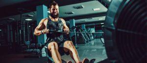 HIIT machine workout