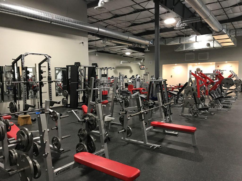 standard gym pic