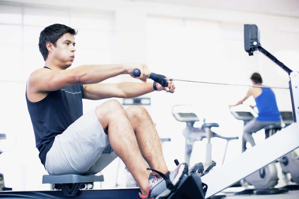 Working out for fat loss