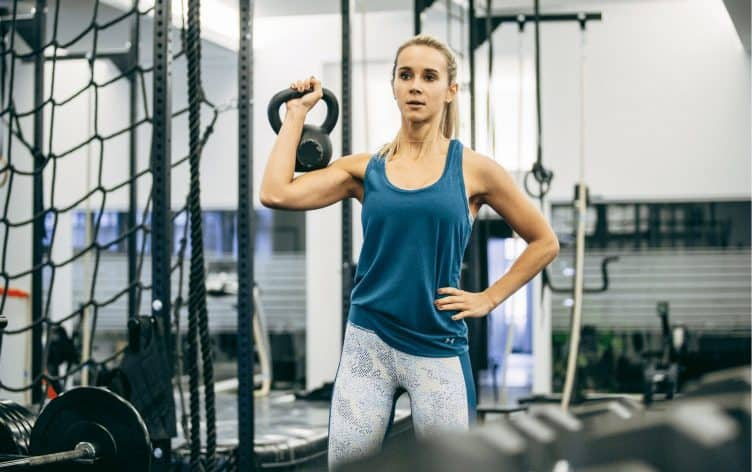 kettlebells for strength and cardio