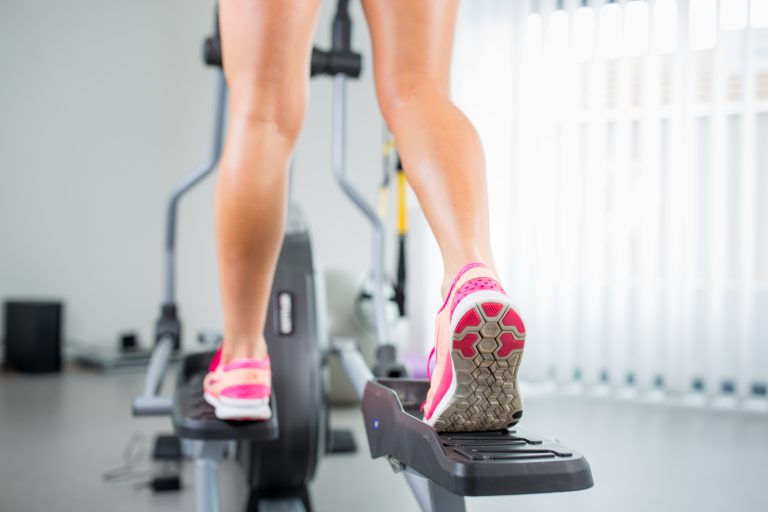 elliptical machines are great workouts