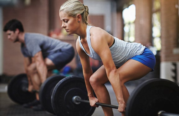 deadlifts for strength training