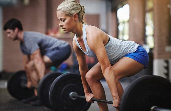deadlifts for strength training