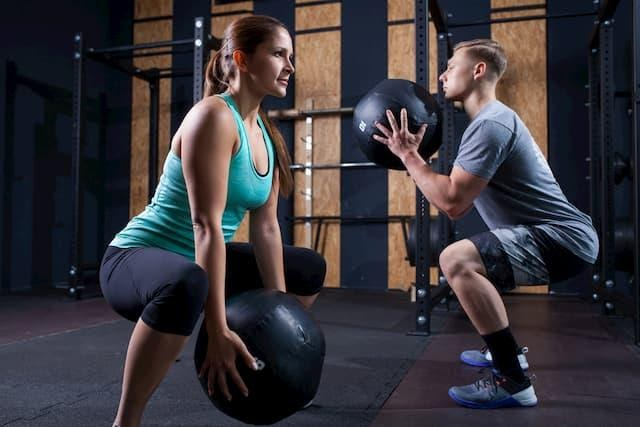 the benefits of medicine balls