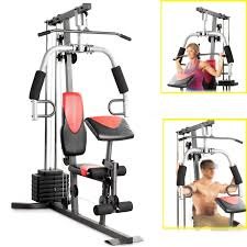 all in one strength machine example