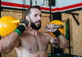 Kettlebells will work your lungs!
